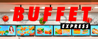 BUFFET+EXPRESS
